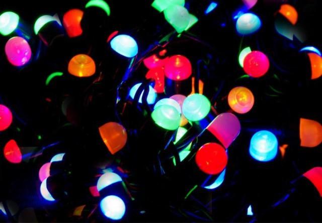 LED vánoční osvětlení