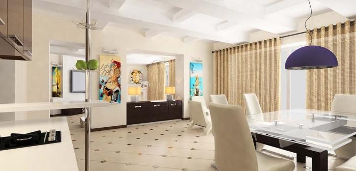 Rekonstrukce bytu změní váš byt od základu.