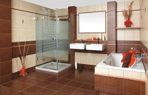 Koupelnová inspirace
