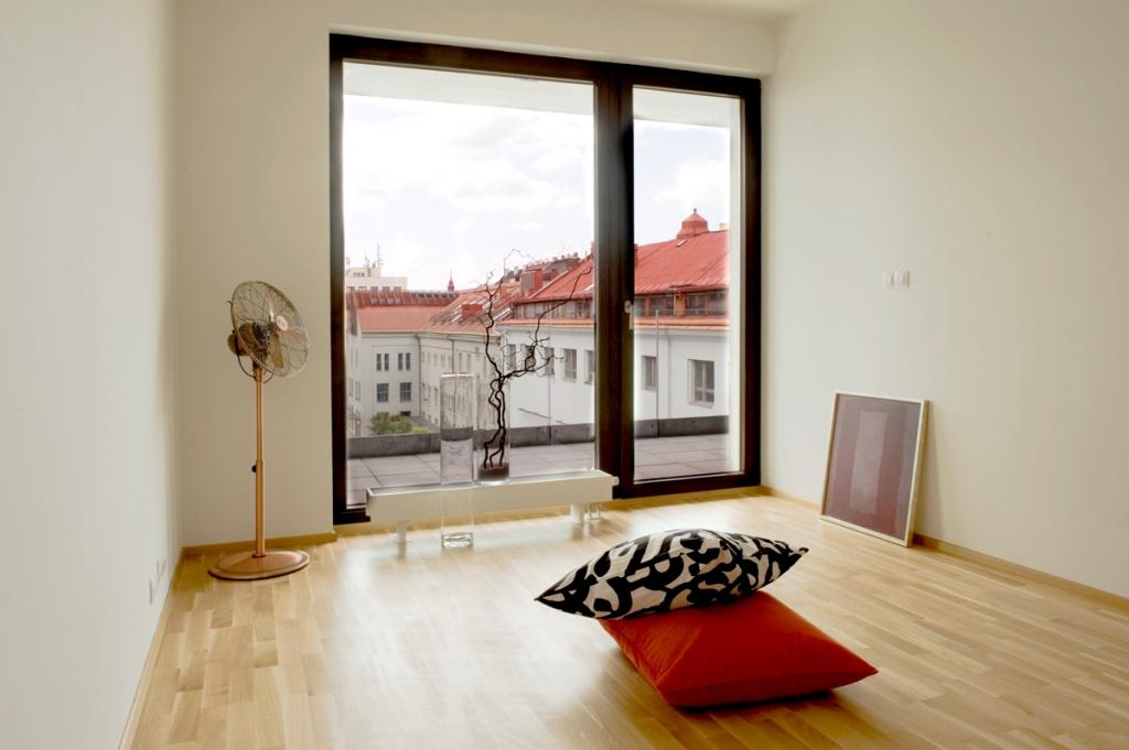 Nové byty Vinohrady