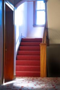 Osvětlení schodiště přírodním světlem